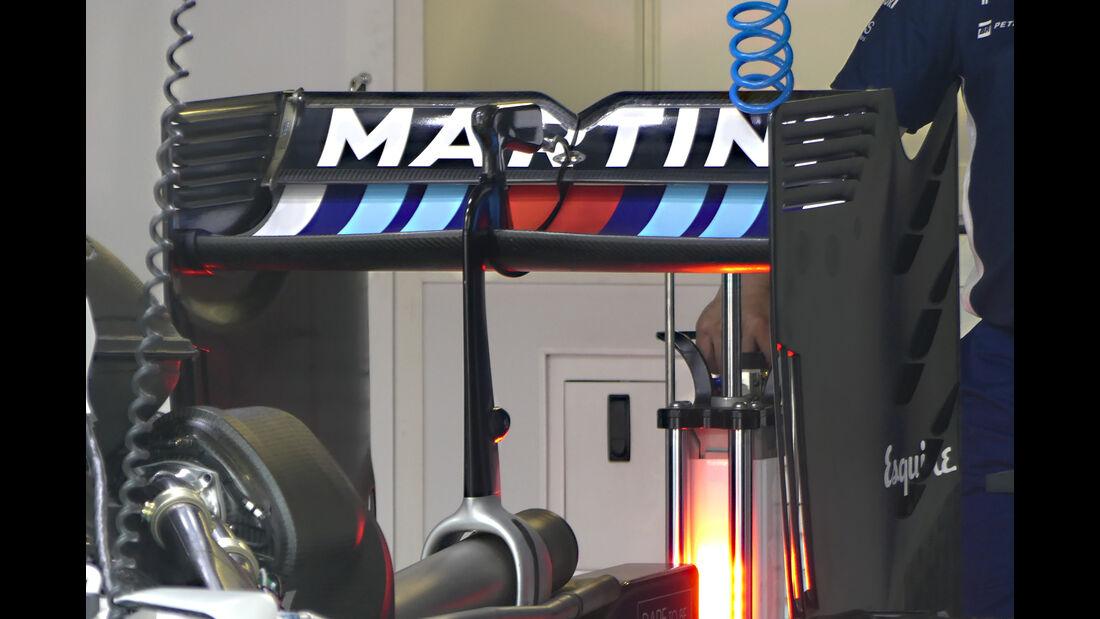 Williams - Formel 1 - GP Monaco - 27. Mai 2016