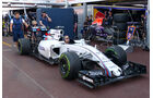 Williams - Formel 1 - GP Monaco - Freitag - 22. Mai 2015