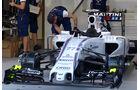 Williams  - Formel 1 - GP Monaco - Mittwoch - 20. Mai 2015