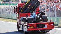 Williams - Formel 1 - GP Niederlande - 4. September 2021
