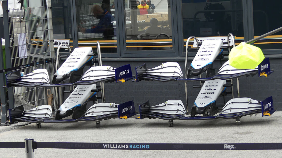 Williams - Formel 1 - GP Niederlande - Zandvoort - 2. September 2021