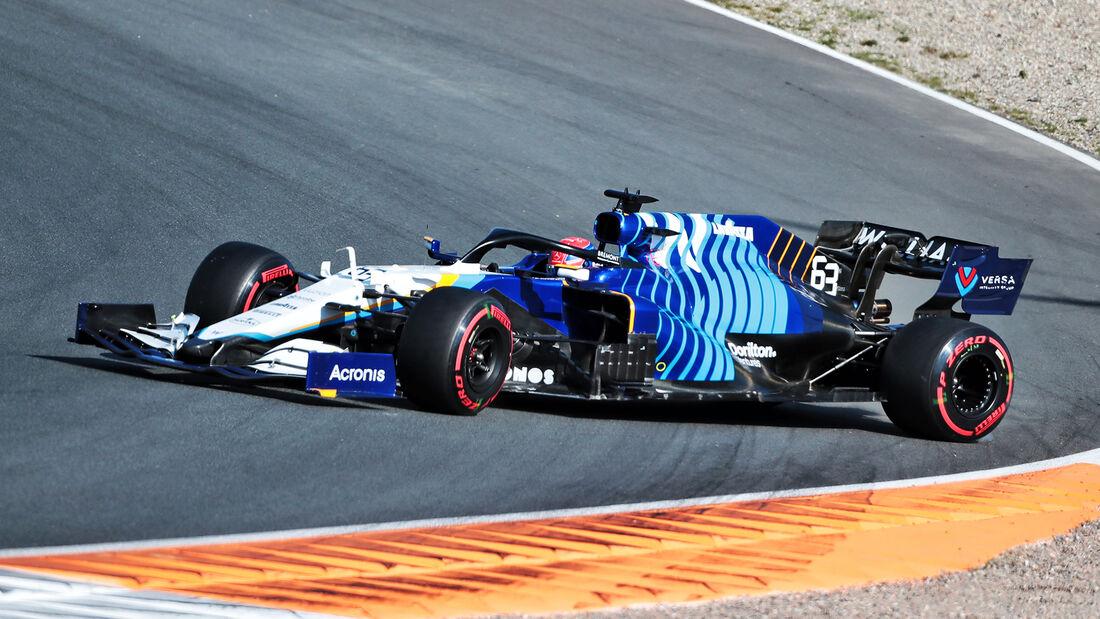 Williams - Formel 1 - GP Niederlande - Zandvoort - 2021