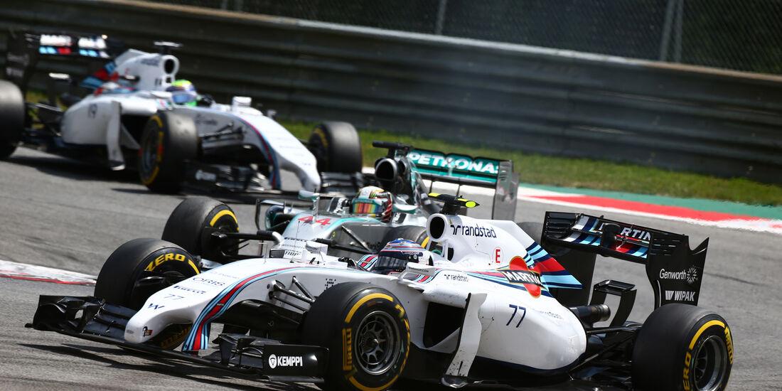 Williams - Formel 1 - GP Österreich 2014
