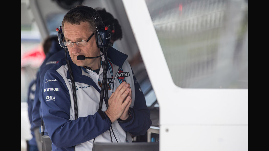 Williams - Formel 1 - GP Österreich 2015 - Danis Bilderkiste