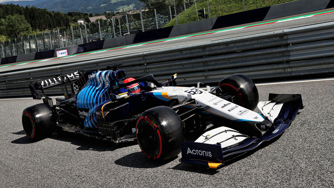 Williams - Formel 1 - GP Österreich 2021
