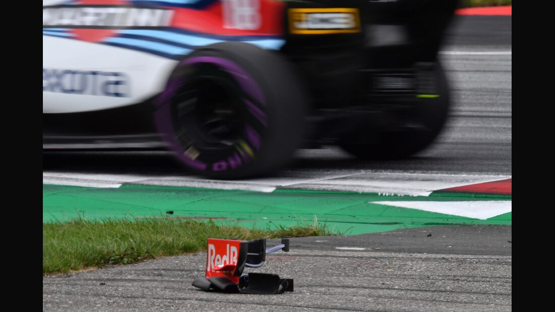 Williams - Formel 1 - GP Österreich - 30. Juni 2018
