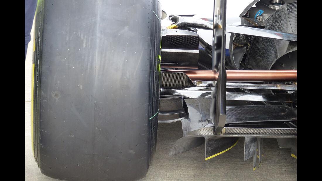 Williams - Formel 1 - GP Österreich - Spielberg - 19. Juni 2014
