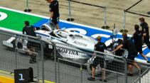 Williams - Formel 1 - GP Österreich - Steiermark - Spielberg - 9. Juli 2020