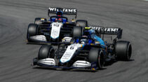 Williams - Formel 1 - GP Portugal 2021