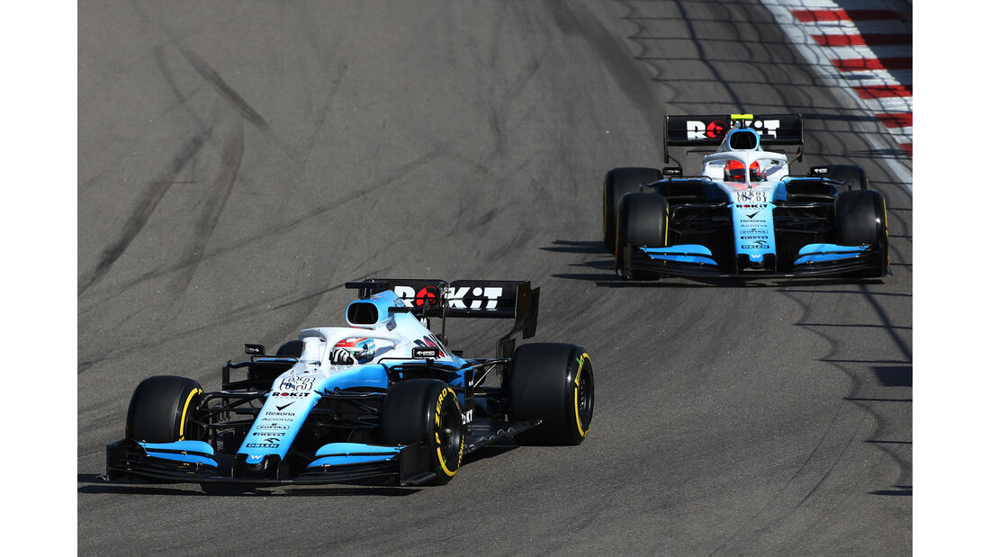 Williams - Formel 1 - GP Russland 2019