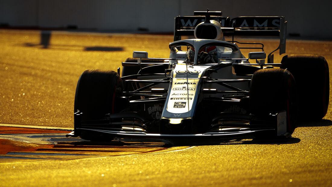 Williams - Formel 1 - GP Russland 2020