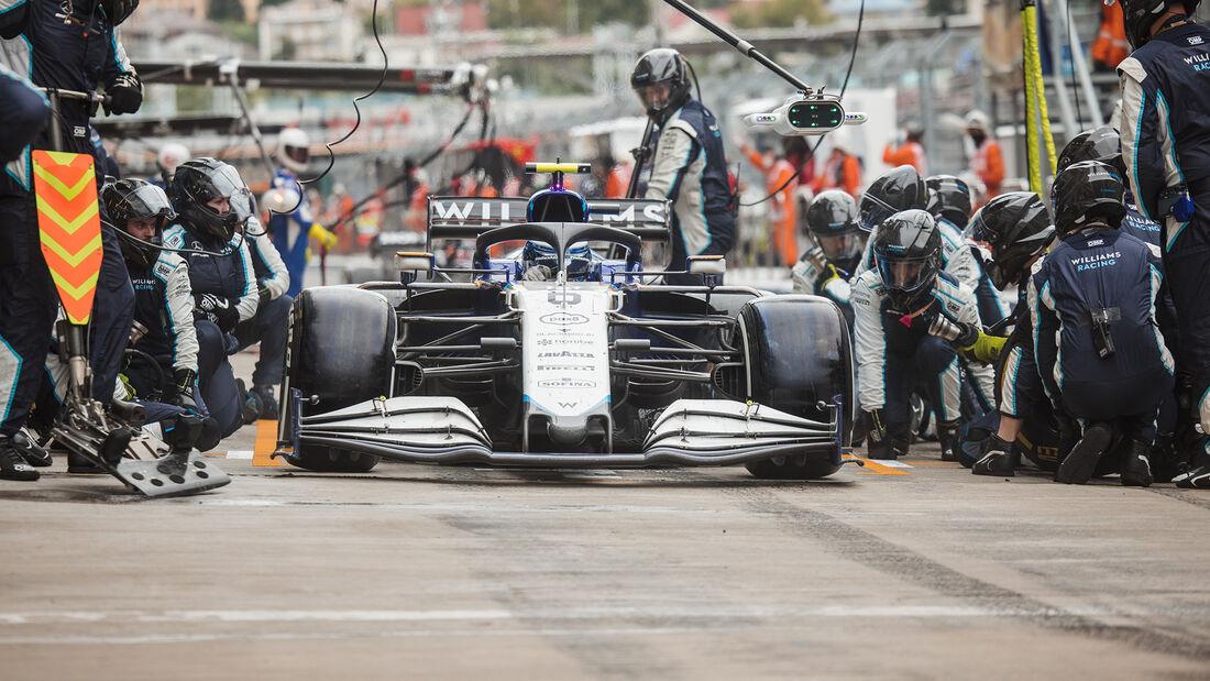 Williams - Formel 1 - GP Russland 2021