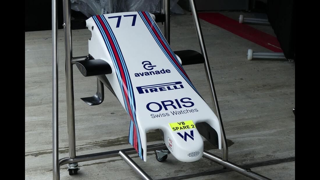Williams  - Formel 1 - GP Russland - 27. April 2016