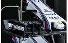 Williams - Formel 1 - GP Russland - 27. April 2016