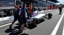 Williams - Formel 1 - GP Russland - 28. April 2016