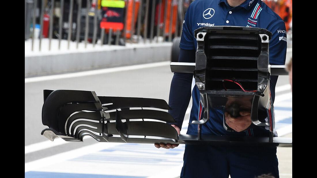 Williams - Formel 1 - GP Russland - 29. April 2016