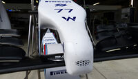 Williams - Formel 1 - GP Russland - Sochi - 8. Oktober 2014