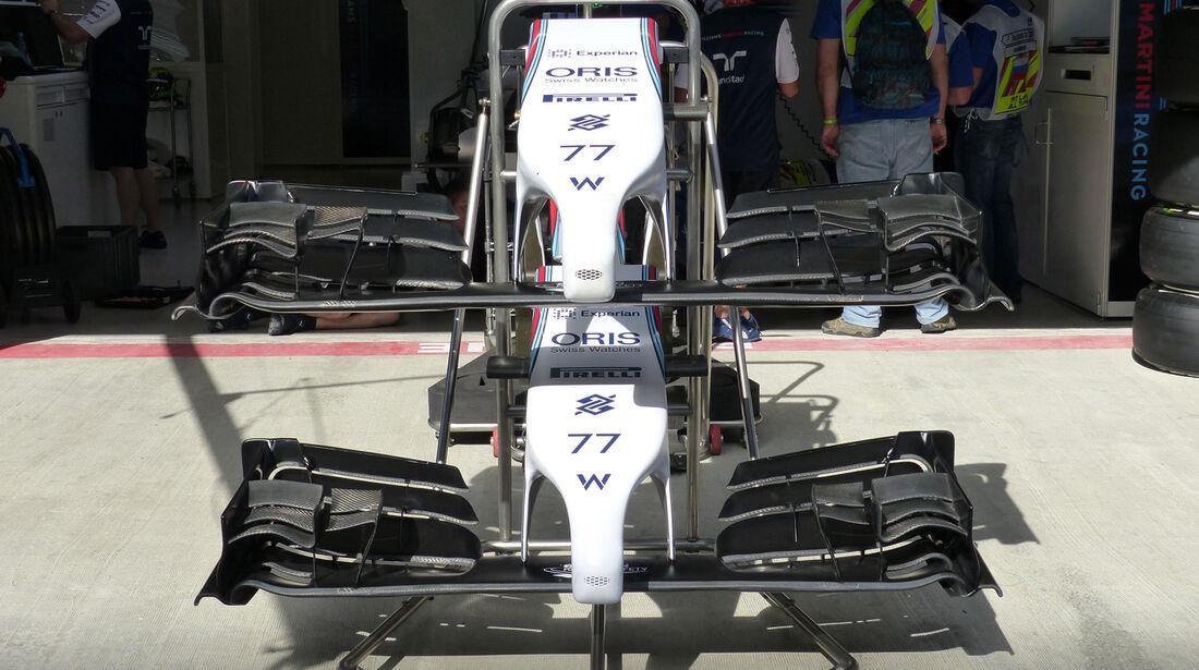 Williams - Formel 1 - GP Russland - Sochi - 9. Oktober 2014