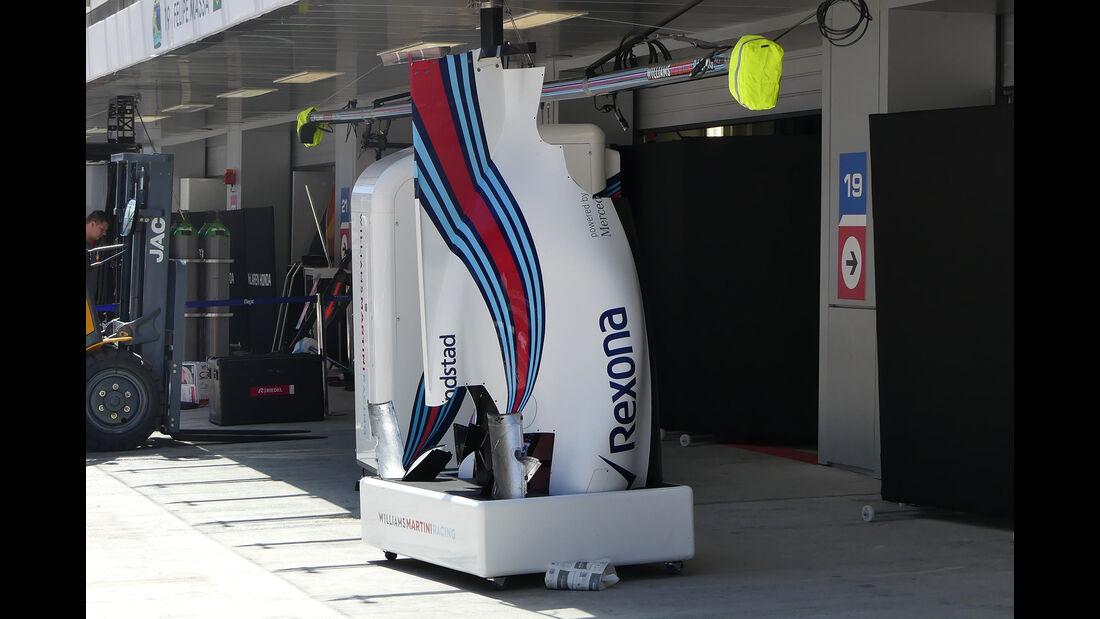 Williams - Formel 1 - GP Russland - Sotschi - 26. April 2017