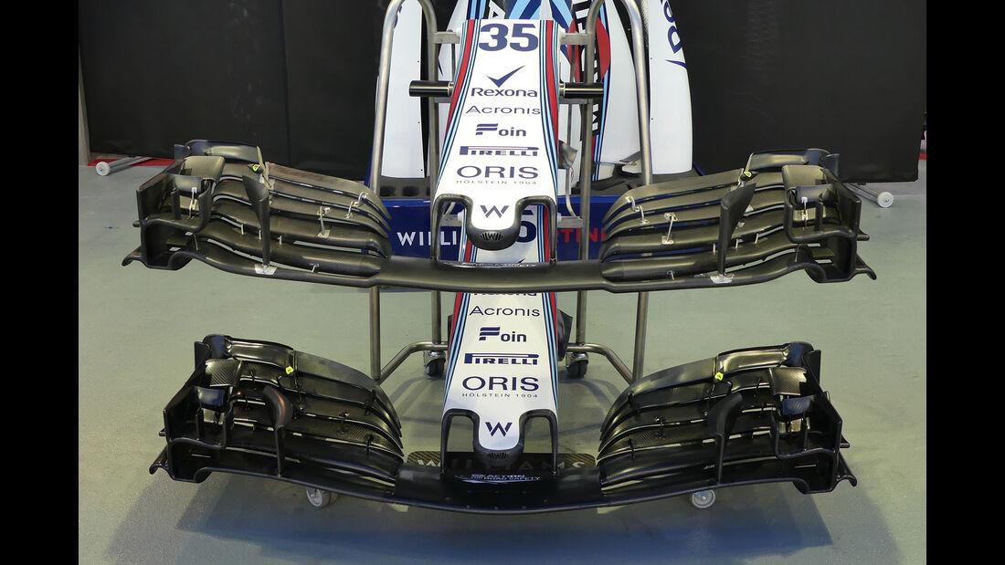 Williams - Formel 1 - GP Singapur - 12. September 2018