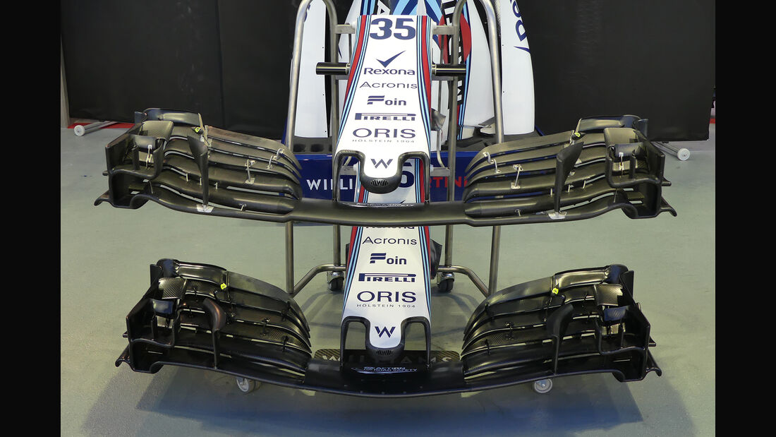 Williams - Formel 1 - GP Singapur - 12. September 2018