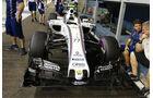 Williams - Formel 1 - GP Singapur - 15. September 2016
