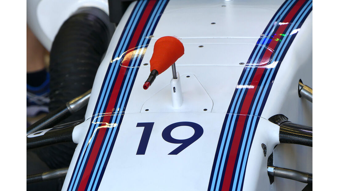 Williams - Formel 1 - GP Singapur - 16. September 2016