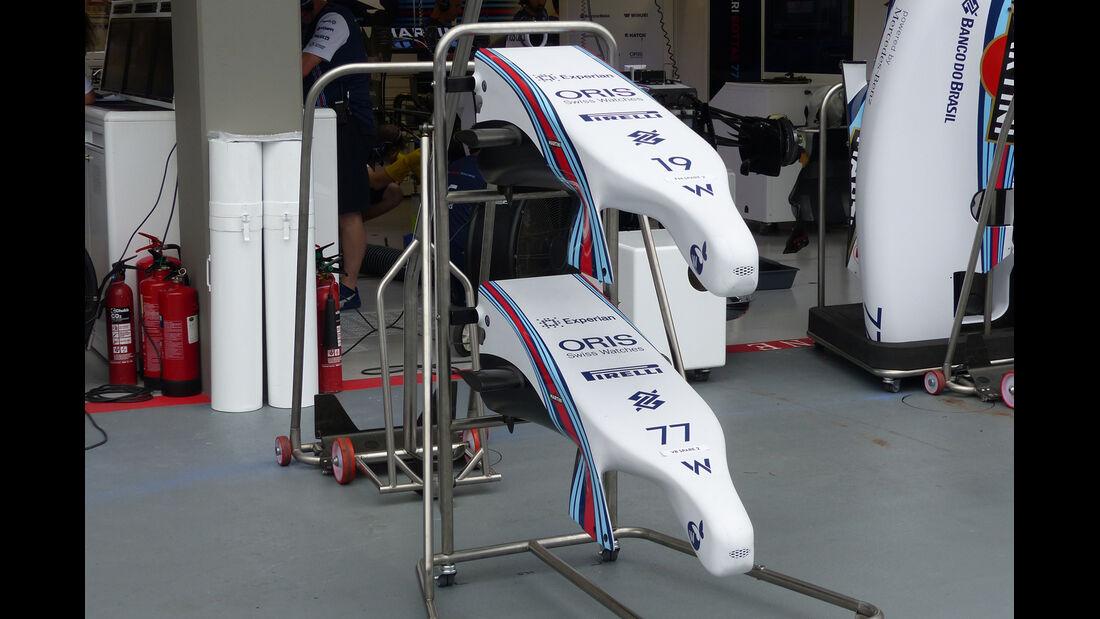 Williams - Formel 1 - GP Singapur - 18. September 2014