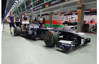 Williams - Formel 1 - GP Singapur - 19. September 2013