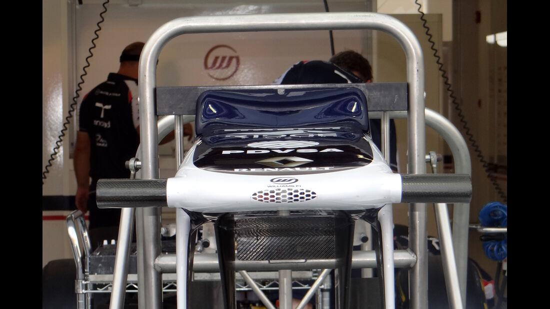Williams - Formel 1 - GP Singapur - 20. September 2012