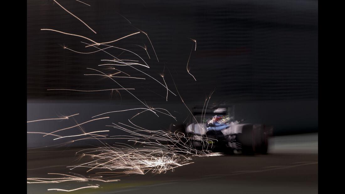 Williams - Formel 1 - GP Singapur 2015