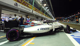 Williams - Formel 1 - GP Singapur - 2016