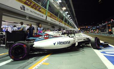 Power Ranking GP Singapur