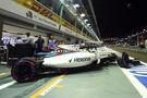 Williams - Formel 1 - GP Singapur - 2016