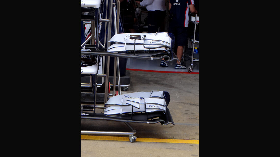 Williams - Formel 1 - GP Spanien - 10. Mai 2013