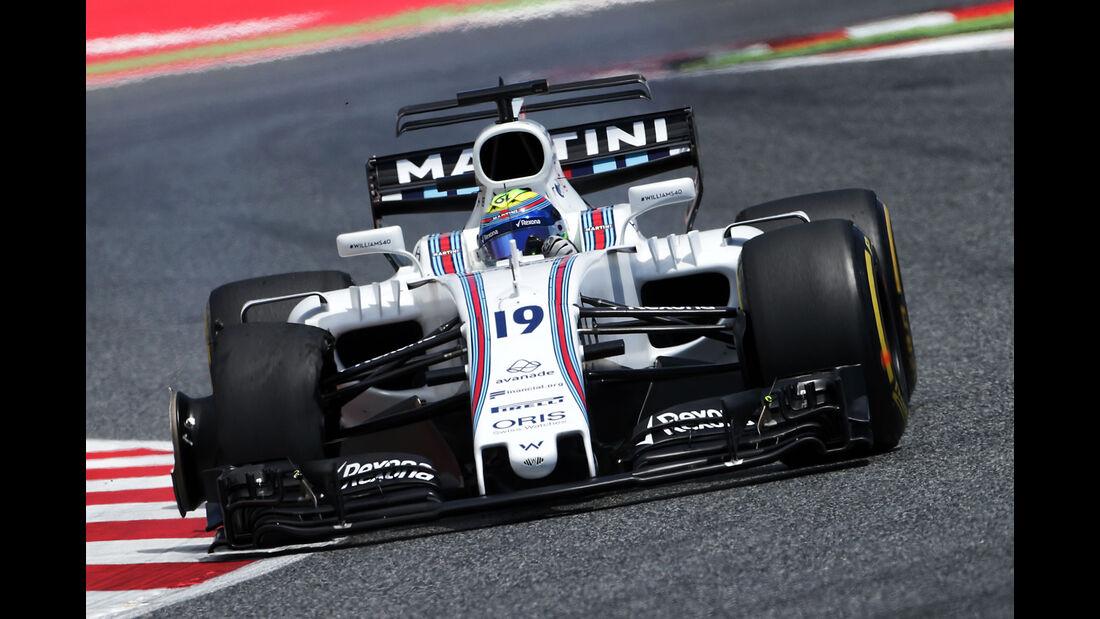 Williams - Formel 1 - GP Spanien 2017