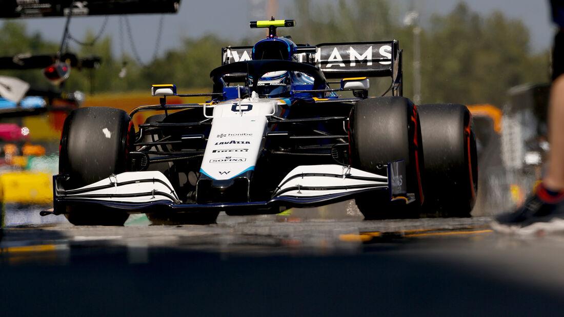 Williams - Formel 1 - GP Spanien 2021