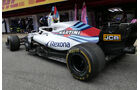 Williams - Formel 1 - GP Spanien - Barcelona - 10. Mai 2018