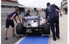 Williams - Formel 1 - GP USA - Austin - 15. November 2012