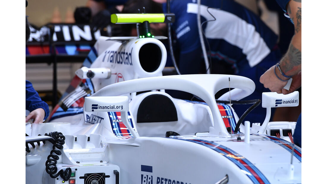 Williams - Formel 1 - GP USA - Austin - 21. Oktober 2016