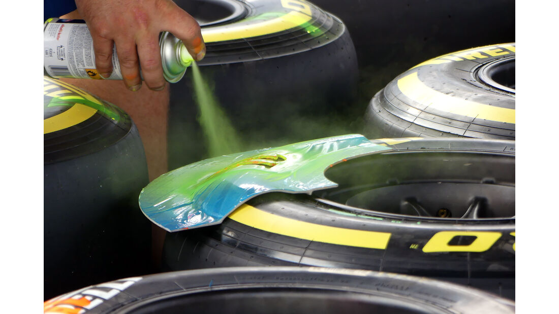 Williams  - Formel 1 - GP Ungarn - 20. Juli 2016