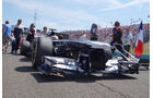 Williams - Formel 1 - GP Ungarn 2013