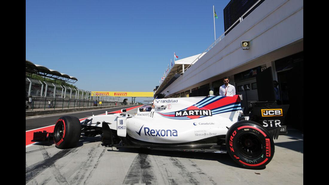 Williams - Formel 1 - GP Ungarn 2017