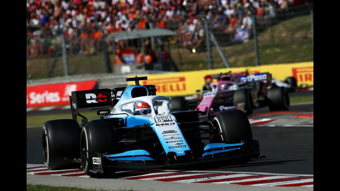 Williams - Formel 1 - GP Ungarn 2019