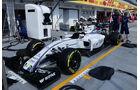 Williams - Formel 1 - GP Ungarn - 21. Juli 2016