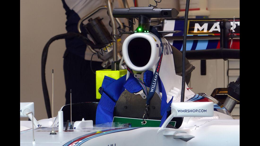 Williams - Formel 1 - GP Ungarn - 25. Juli 2014