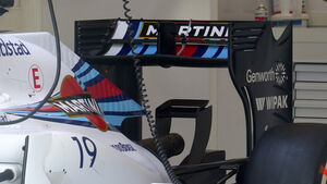 Williams - Formel 1 - GP Ungarn - Budapest - 24. Juli 2014