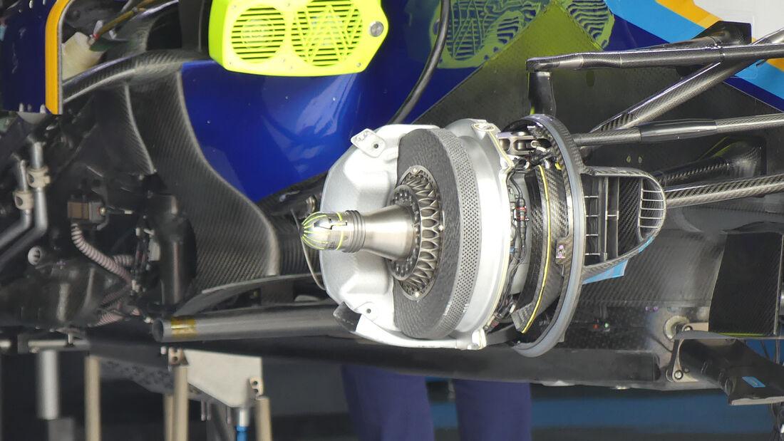 Williams - Formel 1 - Imola - GP Emilia-Romagna - 15. April 2021