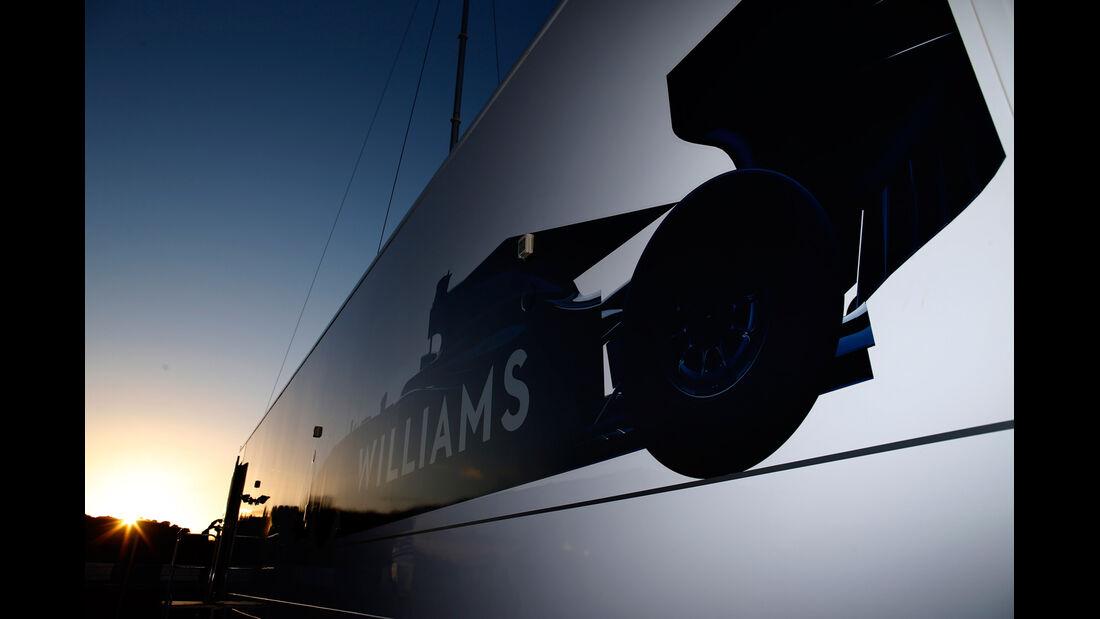 Williams - Formel 1 - Jerez-Test 2014