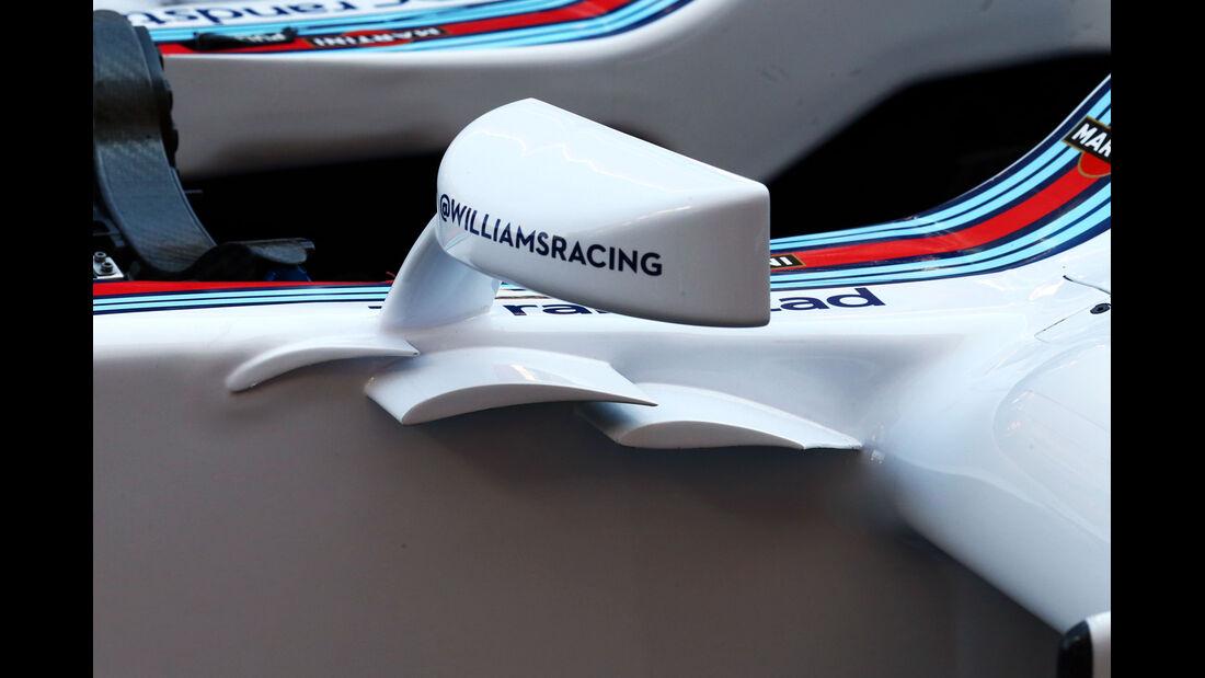 Williams - Formel 1-Technik 2014